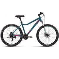 Велосипед Welt Edelweiss 1.0 HD '19 matt dark ocean blue S