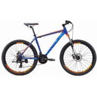 Велосипед Welt Ridge 1.0 D '19 dark blue/orange M