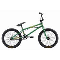 Велосипед Stark'19 Madness BMX 2 зеленый/желтый