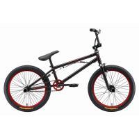 Велосипед Stark'19 Madness BMX 2 черный/красный