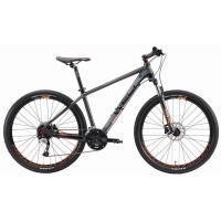 Велосипед Welt Rubicon 2.0 29 '19 matt grey/orange L