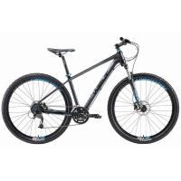 Велосипед Welt Rubicon 1.0 27 '19 matt grey/blue S