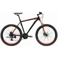 Велосипед Welt Ridge 2.0 HD '19 black/orange/grey M