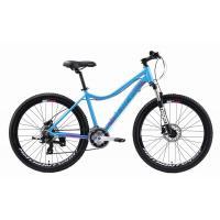 Велосипед Welt Edelweiss 1.0 HD '19 matt light blue M