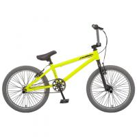Велосипед TechTeam Duke 20'' желтый(салатовый)