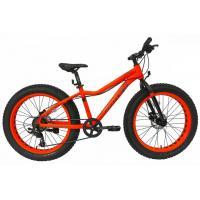 Велосипед TechTeam Garet 14'' алюм., 7ск, оранжевый