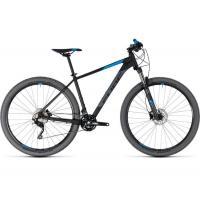 Велосипед CUBE 18 ATTENTION 29 black'n'blue 21''