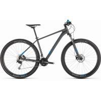 Велосипед CUBE 19 AIM SL 29 iridium'n'blue 21''