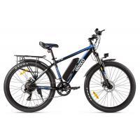 Велогибрид Eltreco ХТ750 черный