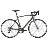 Велосипед Merida Ride 200 S/M (52cm) 17 Matt Anthracite (green)