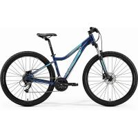 Велосипед Merida Juliet 7.40-D 17''M '19 DarkBlue/Teal (27,5'')