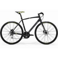 Велосипед Merida Speeder 100 52cm SM '19 MattBlack/Yellow/Grey (700C)