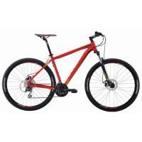 Велосипед Merida Big Nine 20MD 21'' 16'' Matt Red(Yellow/Black))