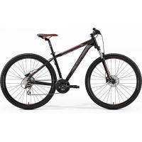 Велосипед Merida Big Nine 20-D 21''XL '19'' Mattblack/Red/Silver (29'')