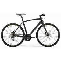 Велосипед Merida Speeder 100 54cm ML '19 MattBlack/Yellow/Grey