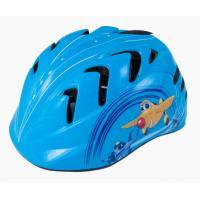 Шлем детский S(48-52) VSH 7 синий-вертолетики