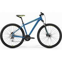 Велосипед Merida Big Nine 20-D 19''L '19 Blue/Green (29'')