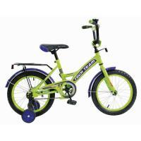 Велосипед Tech Team T12135 зеленый