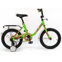 Велосипед Tech Team T 14131 зеленый