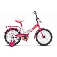 Велосипед STELS Talisman 10,5 белый/розовый арт.V020