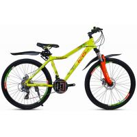 Велосипед KMS Lite MD930 16.5'' желтый/оранжевый