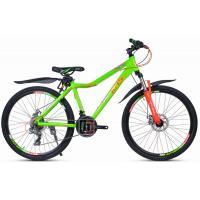 Велосипед KMS Lite MD930 16.5'' зеленый/оранжевый