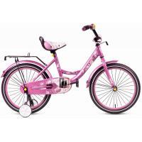 Велосипед PULSE 1403-3 розовый