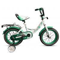 Велосипед PULSE 1403-6 белый/мятный