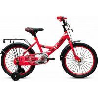 Велосипед PULSE 1605-2 красный/черный