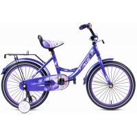 Велосипед PULSE 1803-1 фиолетовый