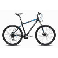 Велосипед Cronus Coupe 4.0 27.5 black/blue/grey 17.5 17'
