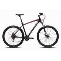 Велосипед Cronus HOLTS 3.0 27,5 black/gray/red 17.5 17'