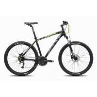 Велосипед Cronus HOLTS 4.0 27.5 black/gray/yellow  17,5