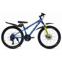 Велосипед Platin A260 19 синий/желтый