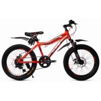 Велосипед Platin A260 19 оранжевый/зеленый