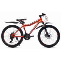 Велосипед Platin A261 17 оранжевый/черный