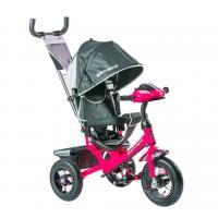 Велосипед 3-х кол BA 5168 (A) фара розовый