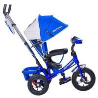 Велосипед 3-х кол BA 5168 (A) фара синий