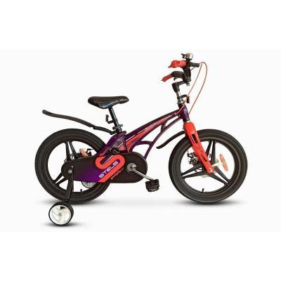 Велосипед STELS Galaxy фиолетовый/красный арт.V010