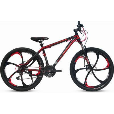 Велосипед PULSE MD400L 15черный/красный