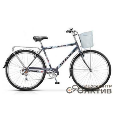 Велосипед Stels Navigator-350 Gent 20 арт.Z010 черный