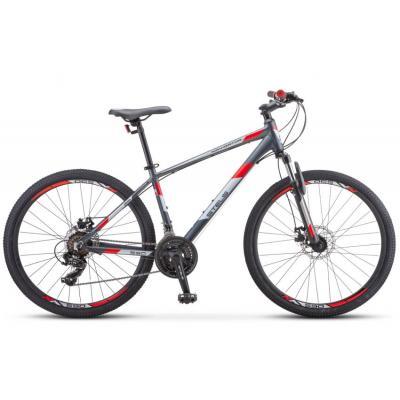 Велосипед Stels Navigator-590 MD 20 серый/красный арт.К010
