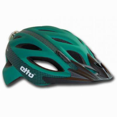 Шлем Etto City Safe, зеленый S/M (52-56)