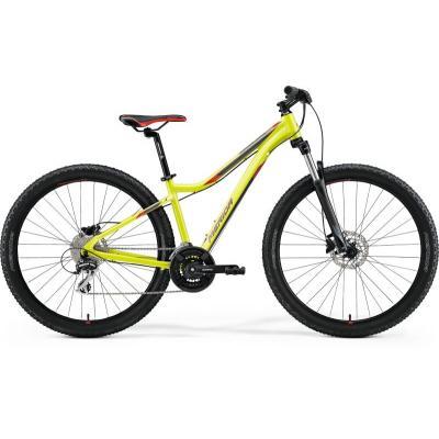 Велосипед Merida Matts 7.20 15''S '21 Lime/Red (27,5'')