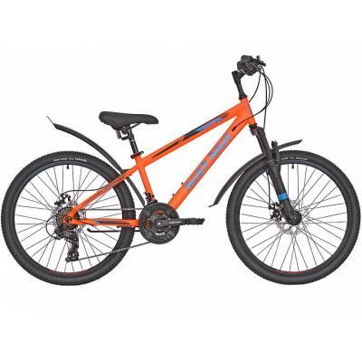 Велосипед RUSH HOUR RX 415 Disc ST 13'' 21ск оранжевый