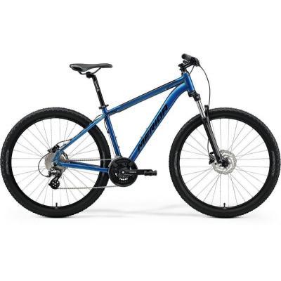 Велосипед Merida Big 7 15-D 17''M '20 SilkAnthracite/Gree/Black (27,5'')