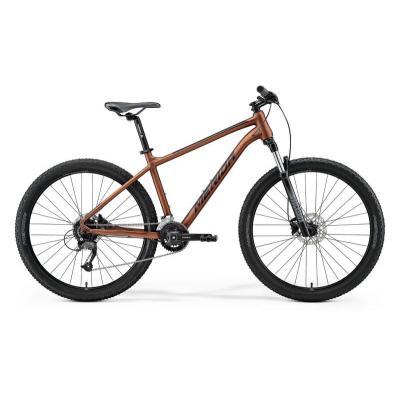 Велосипед Merida Big Nine 60 3х 18,5L'' 21'' MattBronze/Black