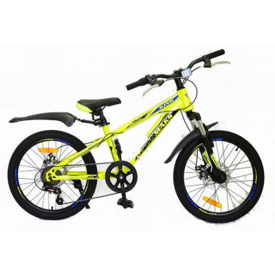Велосипед TM MAKS, KING DISC 11,6'  желтый