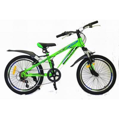 Велосипед TM MAKS, KING DISC 11,6'  зеленый