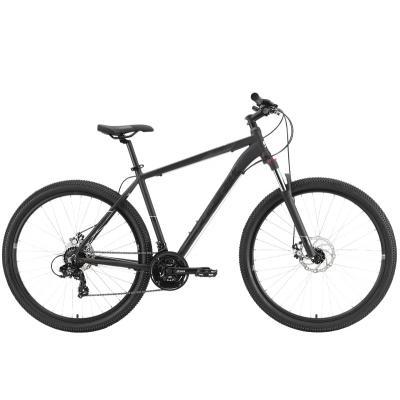 Велосипед Cronus HOLTS 2.0 29 black/grey/blue matt 19,5